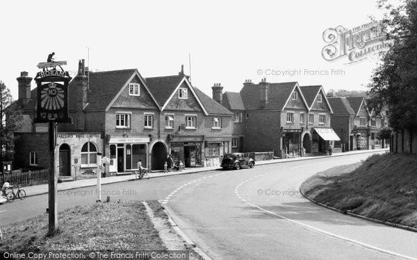 Photo of Horam, The Village c.1960