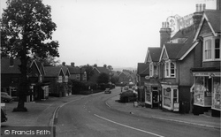 Horam, The Village c.1960