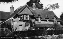 Horam, Whinrig Guest House c.1955