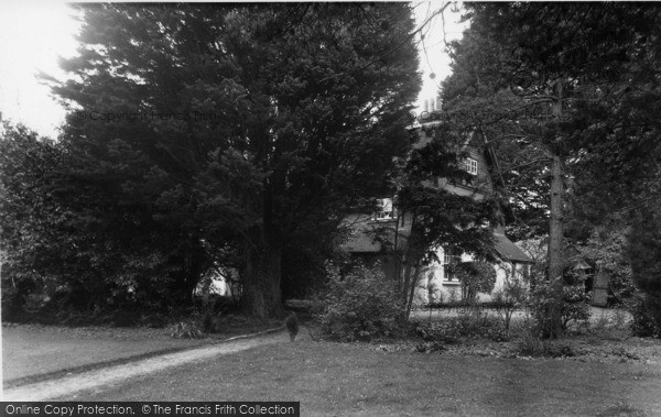 Photo of Horam, Whinrig Guest House, The Gardens c.1955
