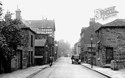 Horbury, Cluntergate c.1955