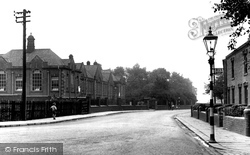 Horbury, County Secondary Modern School c.1955