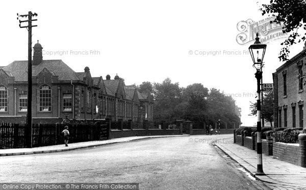 Horbury, County Secondary School C.1955