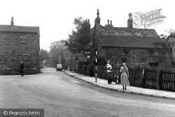 Horbury, Daw Lane Corner c.1955