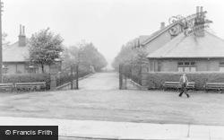 Horbury, Green Park Avenue c.1955