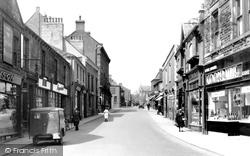 Horbury, High Street c.1955