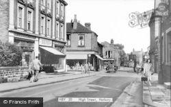 Horbury, High Street c.1960