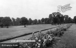 Horbury, Horbury Park c.1960