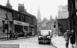 Horbury, Queen Street c.1955