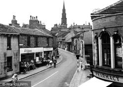 Horbury, Queen Street c.1960
