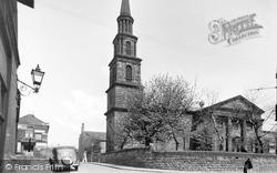 Horbury, St Peter's Church c.1955