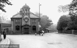Horbury, Westfield Road c.1955
