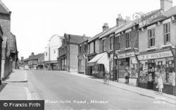 Horden, Blackhills Road c.1960