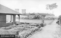 Horden, The Bowling Green c.1955