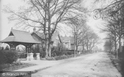 Horley, Brighton Road 1905