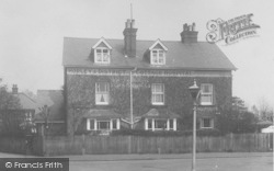 Horley, Cottage Hospital 1931