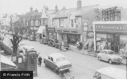Horley, High Street c.1960