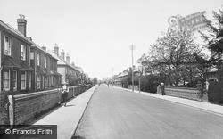 Horley, Lumley Road 1922