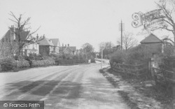 Horley, Massetts Road 1906