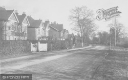Horley, Massetts Road 1928
