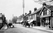 Horley, Station Road 1905