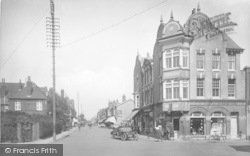 Horley, Station Road 1922