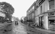 Horley, Station Road East 1933