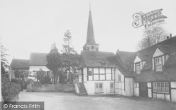 Horley, The Six Bells 1933
