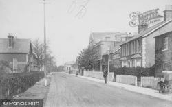 Horley, Victoria Road 1905