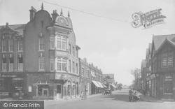 Horley, Victoria Road 1922
