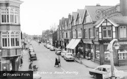 Horley, Victoria Road c.1960