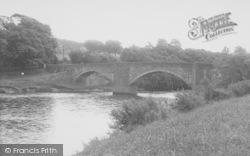Loyne Bridge c.1955, Hornby
