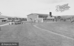 Lunesdale County Secondary School c.1960, Hornby