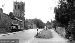 St Margaret's Church c.1960, Hornby