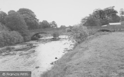 The Bridge c.1960, Hornby