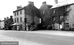 The Castle Hotel c.1960, Hornby