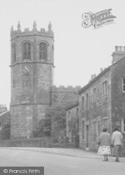 The Church c.1955, Hornby