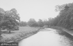 The River c.1955, Hornby