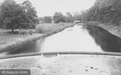 The River c.1960, Hornby