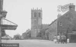 The Village c.1955, Hornby