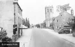 The Village c.1960, Hornby