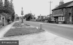 The War Memorial c.1960, Hornby