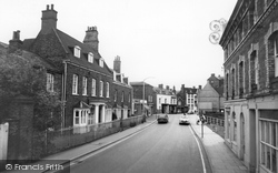 Horncastle, Bridge Street c.1965