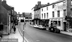 Horncastle, Bull Ring c.1965