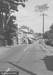Horncastle, East Street c.1955