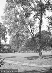 Hamerton Gardens c.1955, Horncastle