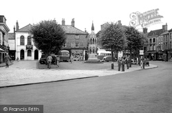 Market Place c.1955, Horncastle