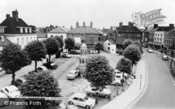 Market Place c.1965, Horncastle