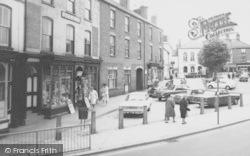 Perkins Store, Market Place c.1965, Horncastle