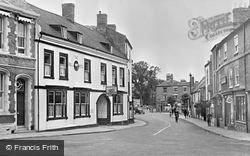 The Bull Ring c.1955, Horncastle